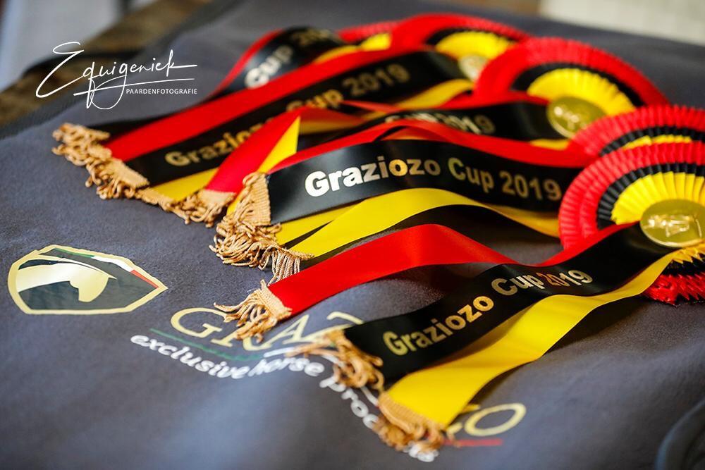 Graziozo Cop 2019 Finale rozetten
