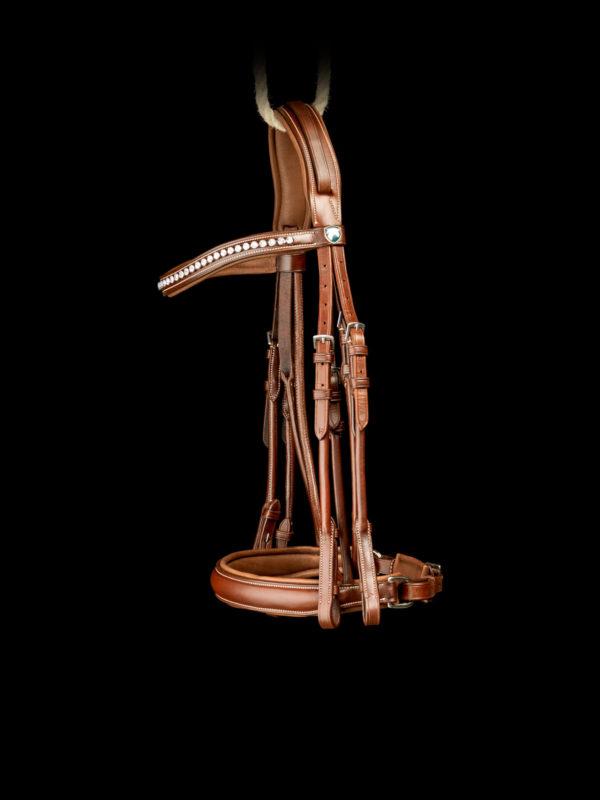 Graziozo Bridle Lamise Brown GRA-400067