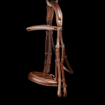 Graziozo Bridle Piazza Brown GRA-400007