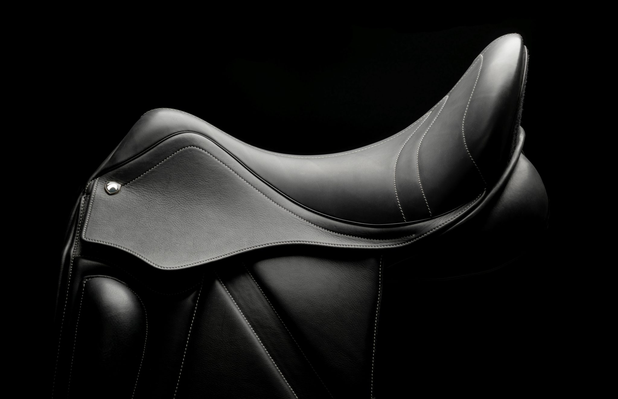 Graziozo saddle black seat